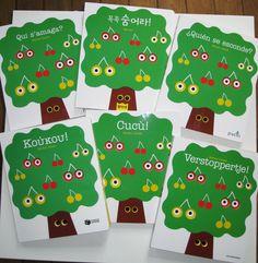 """""""CACHÉ ! """"- Hector Dexet en coréen, espagnol, italien, grec, catalan, néerlandais - Lapis edizioni (Italie) http://www.edizionilapis.it/it/libro.php?id=428 - Patakis (Grèce) http://www.patakis.gr/ - Patio éditorial (Espagne) http://www.patioeditorial.com/ - Samsung publishing company ( kim agency seoul - Corée) http://company.ssbooks.com/ - De eenhoorn (néderland) http://www.eenhoorn.be/nl/ - Ballon media http://www.ballonmedia.be/"""