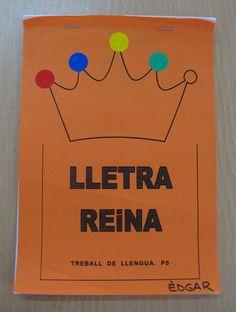 LA LLETRA REINA DE LA SETMANA. Treball personal 1