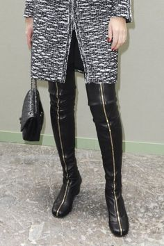 Fashion Week Paris - Chaussures