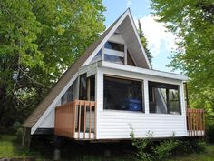 Maison à vendre | Maisons unifamiliales | Page 28 Gatineau, Shed, Outdoor Structures, Cabin, House Styles, Home Decor, Homes, Lean To Shed, Decoration Home