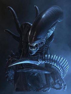 """Alien   """"I'm back"""""""