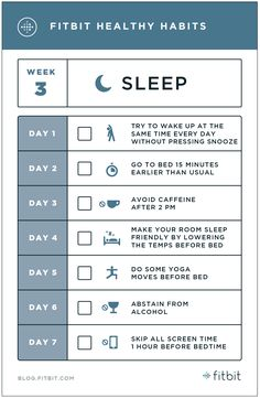 Feeling the Monday blues after not getting enough sleep last night? This week's #HealthyHabits challenge will help you get better rest.
