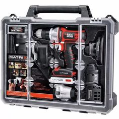 Black & Decker Bdcdmt1206kitc Matrix 6 Tool Combo Kit - $ 6,999.00 en…
