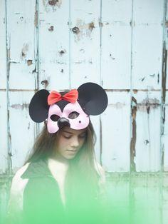 Minnie & me!