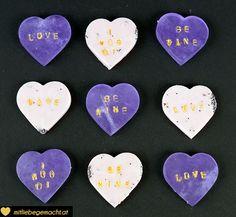 Be my Valentine – kleine Geschenke zum Valentinstag
