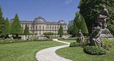 Residenz Würzburg / Architekturfoto von Mark Wohlrab