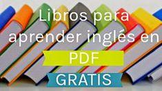 Descarga libros en PDF para aprender inglés GRATUITAMENTE.