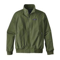 Patagonia Men's Baggies Jacket Buffalo Green XXL