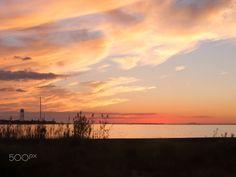 Fire Island Sunset 3 - null