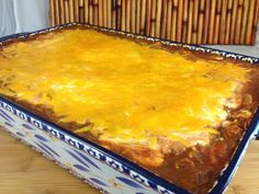temp-tations® by Tara: Easy Enchilada Bake