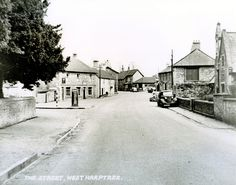 1950s West Harptree, North East Somerset | by brizzle born and bred Local History, Somerset, Bristol, 1950s, The Neighbourhood, Street View, Outdoor, Outdoors, The Neighborhood