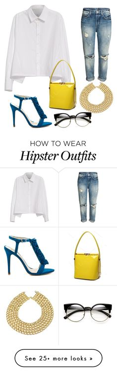 """""""work look"""" by julia-chobonova on Polyvore featuring BCBGeneration, Y's by Yohji Yamamoto and Chanel"""