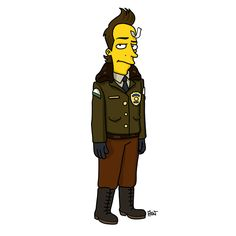 """Andy Brennan. 