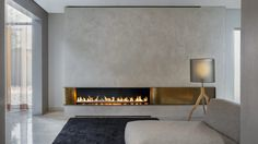 beautiful modern fireplace design