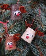 adornos de navidad reciclados 24