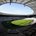 A general overview of the Estadio Mineirao during the 2014 FIFA World Cup Host City Tour