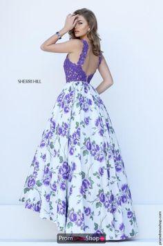 Sherri Hill Dress 50481 at Prom Dress Shop