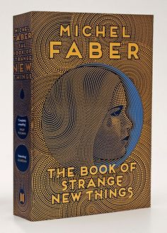 Creative Review - Two new covers for Faber's Book of Strange New Things