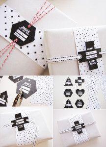 geschenkverpackung-basteln-mit-DIY-Namenschildern
