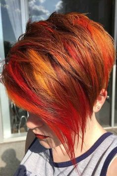 Two-Toned Pixie