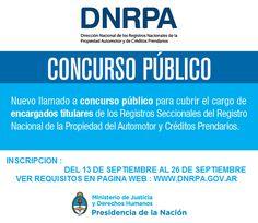 DNRPA, Motov, MaqAgr y CP | Ministerio de Justicia y Derechos Humanos…