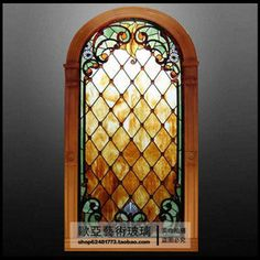 Continental screen Windows and doors ceiling Tiffany art glass screen partitions Church stained glass Partition Ideas, Tiffany Art, Glass Screen, Windows And Doors, Stained Glass, Glass Art, Ceiling, Texture, 3d