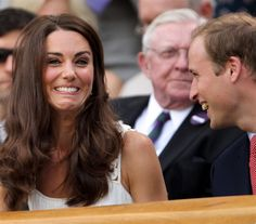 Unfortunately, Kate Middleton found out all too late that one of her duties as a royal wife is making goony faces to improve her husband's mood.