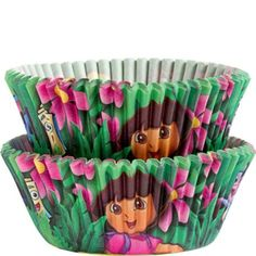 Dora the Explorer Baking Cups - Party City
