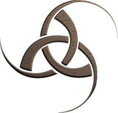 SIMBOLO DA UNIDADE   Triskle, Triskele, Triskel, Triskelion            Triskele é um antigo simbolo druida que traduzido significa Energi...