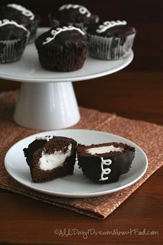 Copycat Hostess Cupcakes Recipe Low Carb gluten free dairy free