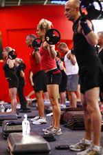 Body Pump 79! Intense, FUN way to burn CAL-O-RIES, build muscle, and increase definition.