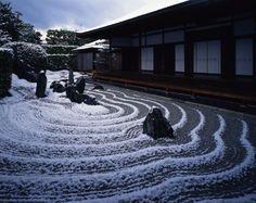 zen temple, Kyoto