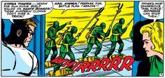 Strange Tales #140, Jack Kirby