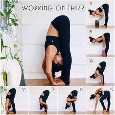Fitness Workouts, Fitness Workout For Women, Yoga Fitness, Health Fitness, Yoga Stretching, Yoga Moves, Daily Stretches, Hip Stretches, Dancer Workout