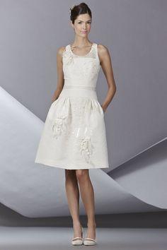 CAROLINA HERRERA | Top Designers Wedding Dresses' for 2014 http://www.mydesignweek.eu/top-fashion-designers-wedding-dresses-for-2014/#.UmZNMxD7DIW