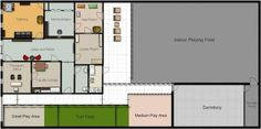 Dog kennel blueprints plans kennel floor plans house Dog kennel layouts