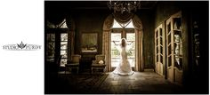 Dramatic/classic/vintage interior with window highlight. Hoping the indoor sections of my venue can provide some of this.
