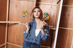 oh Hwasa my pretty girl