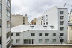 Résidence Planchette - Foyer d'accueil médicalisé , par AZC ATELIER ZÜNDEL CRISTEA