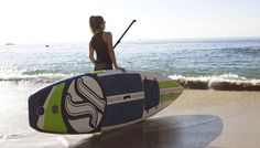 Jimmy Styks Puffer Inflatable Stand-Up Paddle Board