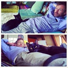 almost famous cats Spike Jonze, Cat People, Almost Famous, Real Man, Crazy Cats, Vintage Photos, Famous People, Cat Lovers, Kitty