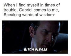 Thanks Gabe. I needed that