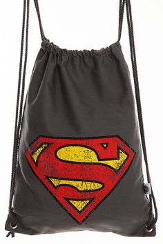 Superman bag!