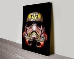 Spainted-Stormtrooper-2-Star-Wars-Art