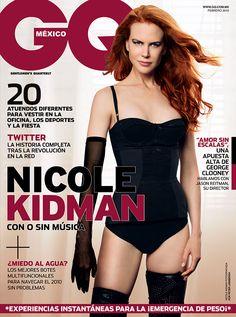 Nicole Kidman en febrero 2010.
