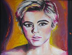 "Edie Sedgwick from ""Screen Test"""