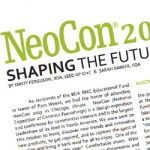 NeoCon 2013 Wrap Up! Shaping the Future of Design « IIDA Rocky Mountain Chapter IIDA Rocky Mountain Chapter  #Neoconography #neocon2013