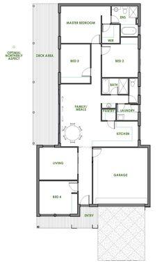 Luna Home Design Energy Efficient House Plans Green Homes - Green homes house plans