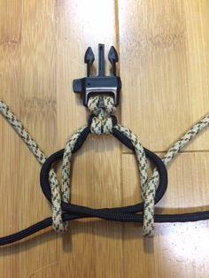 Green Snake Paracord Bracelet 6