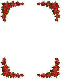 christmas page borders for microsoft word